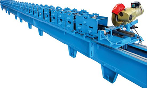 """Z"" TRACK FORMING MACHINE"