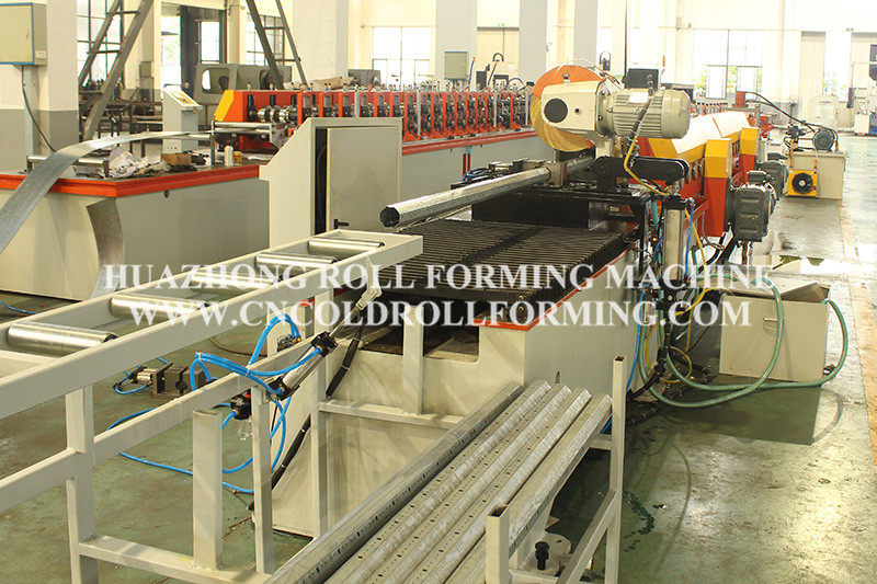 40、60 OCTAGONAL TUBE ROLL FORMING MACHINERY