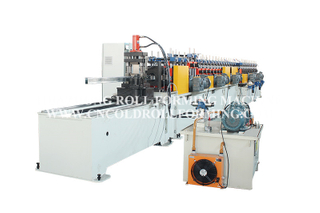 SOLAR POST ROLL FORMING MACHINE (ADJUST WIDTH AUTOMATICALLY)