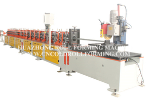 U CHANNEL ROLL FORMING MACHINERY