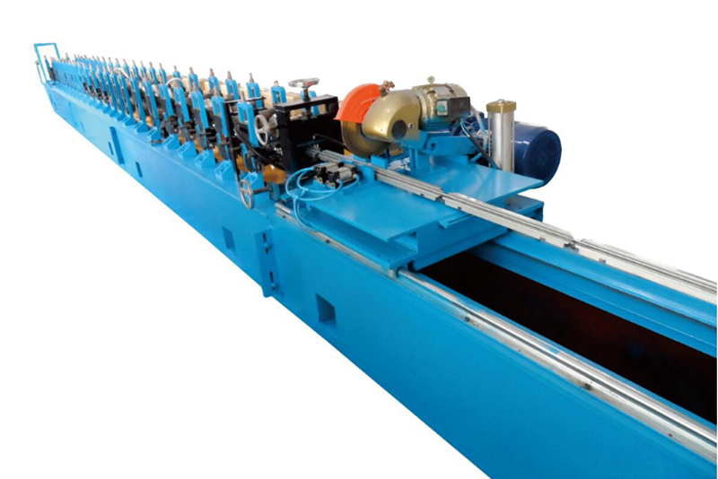 CABINET BOARD ROLL FORMING MACHINE