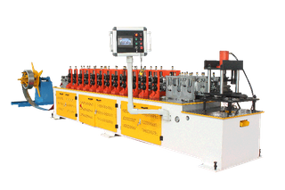 HZ-125 ROLLER SHUTTER DOOR FORMING MACHINE