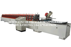 ROLLER SHUTTER BOTTOM MACHINE