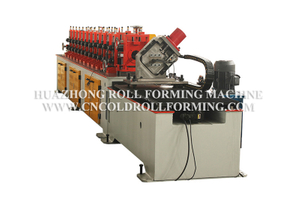 STAINLESS STEEL C PROFILE ROLL FORMING MACHINE