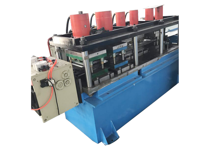 STEEL DOOR FRAME ROLL FORMING MACHINE (WIDTH ADJUSTABLE)