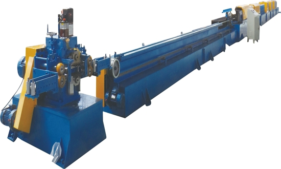 ROLLER SHUTTER SLAT FORMING MACHINE (WITH PUNCHING)