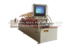 120mm LIGHT GAUGE STEEL FORMING MACHINE