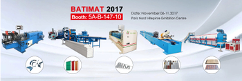The BATIMAT EXHIBITION in Paris, France