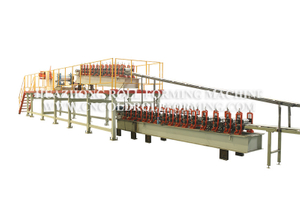 DECORATIVE PANEL PRODUCTION LINE