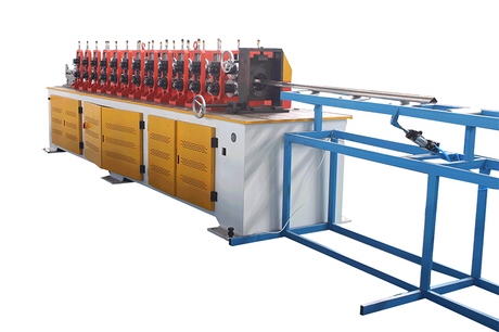 SPECIAL TUBE ROLL FORMING MACHINE (FAST SPEED)