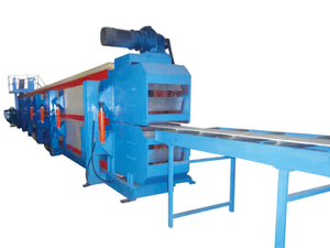 DECORATIVE SANDWICH PANEL PRODUCTION LINE