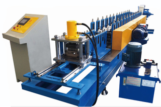 ROLLER SHUTTER DOOR FORMING MACHINE(SMALL)