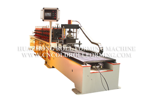 HIGH SPEED U PROFILE KEEL ROLL FORMING MACHINE
