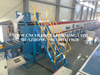 DECORATIVE PANEL FORMING MACHINE FOR OUTSIDE BUILDING