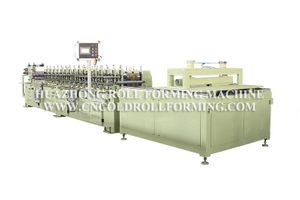 ROLLER SHUTTER BOX FORMING MACHINE