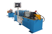 AIR CONDITIONING FLANGE ROLL FORMING MACHINE ( FOR C PROFILE)