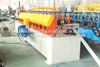 TRIANGLE CHANNEL ROLL FORMING MACHINE