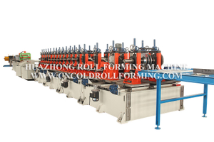 C CHANNEL ROLL FORMING MACHINE
