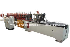CU KEEL ROLL FORMING MACHINE